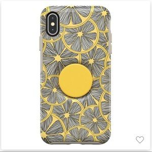 Otter Pop Otter Box Symmetry Series iPhone XR Case